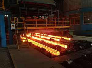 Continuous casting machine(CCM)